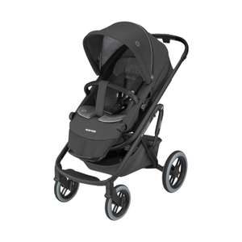 Maxi-Cosi Lila XP Kinderwagen (Testsieger), Farbe: Essential Black