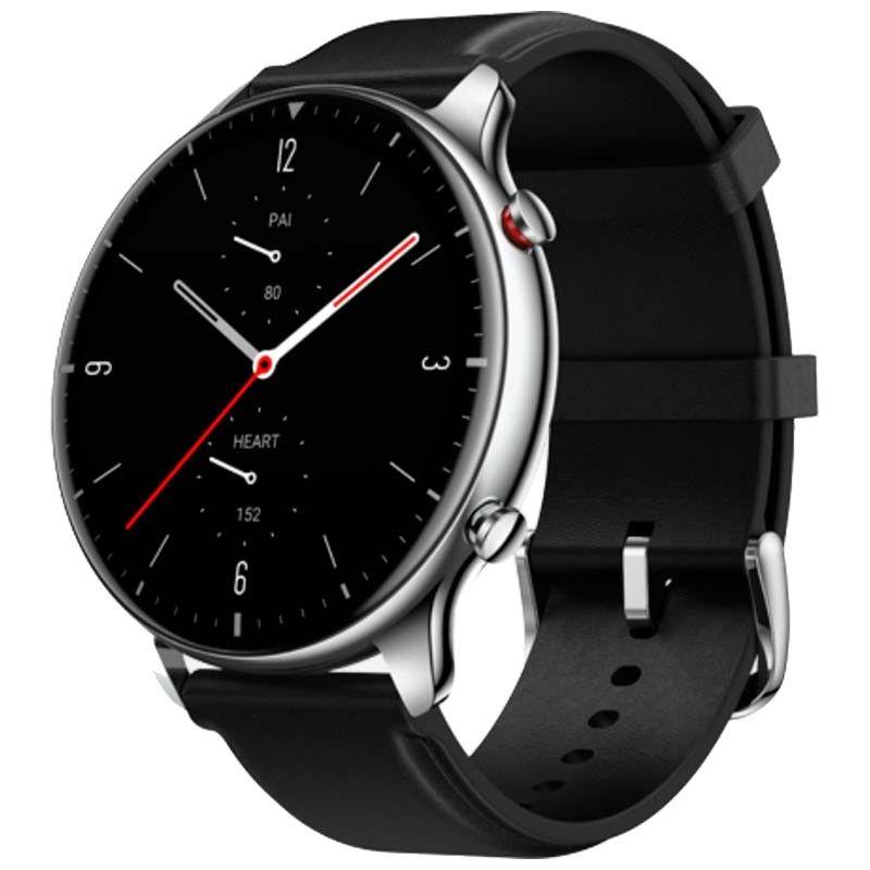 Amazfit GTR 2 Smartwatch Fitness Armbanduhr mit Bluetooth-Anruffunktion, 12 Sportmodi, Blutsauerstoffsättigungsmesser