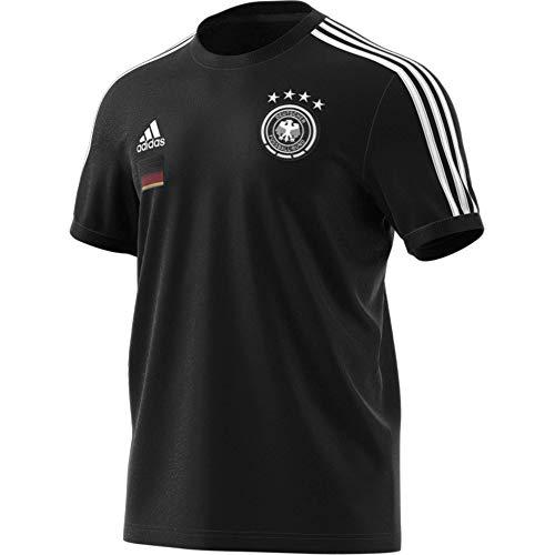 Adidas DFB Deutschland Nationalmannschaft 3 Streifen Shirt in Gr. XXL für 17,56€ @ Amazon