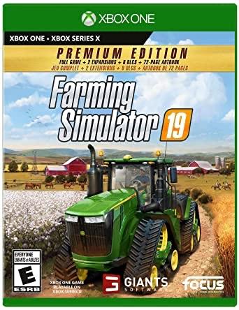 Landwirtschafts-Simulator 19 - Premium Edition - [Xbox One]
