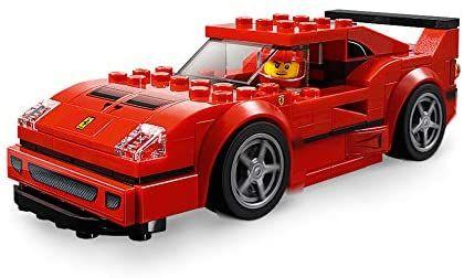 [PRIME UK] LEGO® Speed Champions 75890 Ferrari F40 Competizione