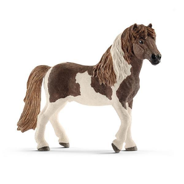 Schleich 13815 - Island Pony Hengst Pferd Horse Club
