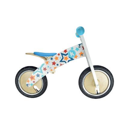 (Babymarkt) Kiddimoto Premium Laufrad KURVE, 4 verschiedene Farben