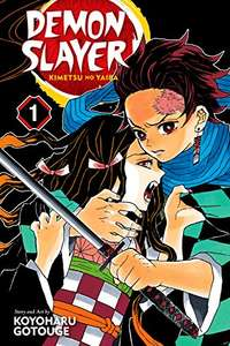 Demon Slayer: Kimetsu no Yaiba, Vol. 1: Cruelty Manga [EN]
