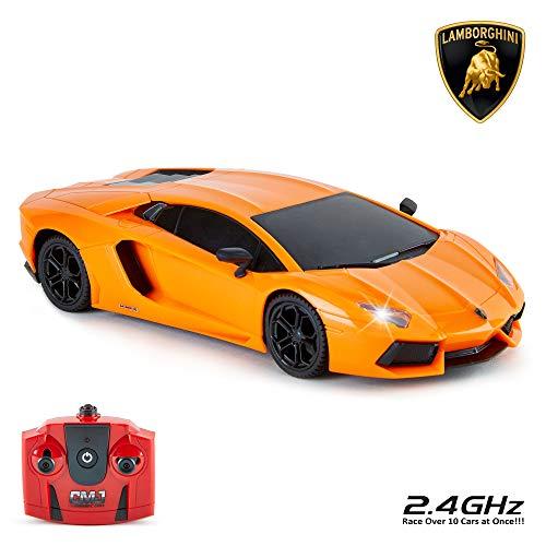 CMJ RC Lamborghini Aventador ferngesteuertes Auto für 9,61€ (Amazon Prime)