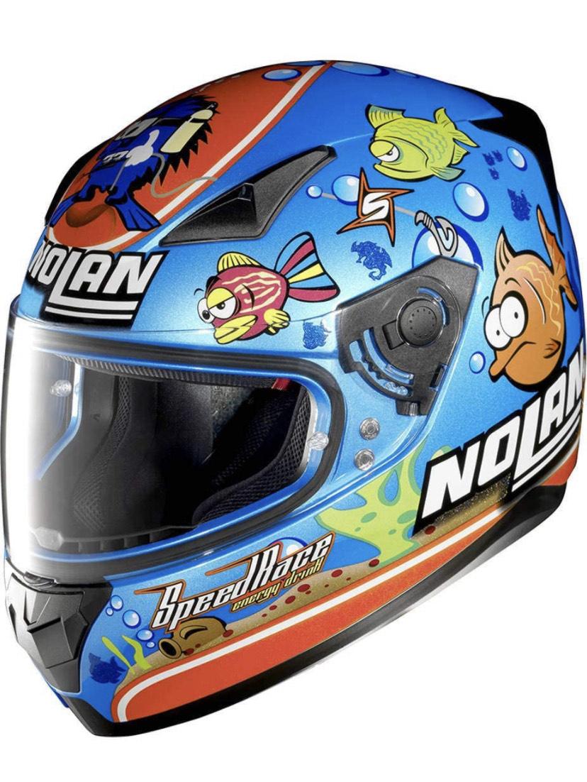 Nolan N60-5 GEMINI REPLICA Motorradhelm