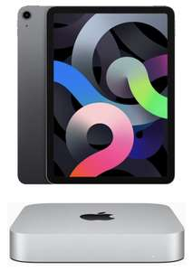 Selgros + CB Gutschein: Apple iPad Air 64GB für 499,80€ bzw. 535,50€ / Apple Mac mini 2020 M1 256GB für 617,61€ bzw. 653,31€