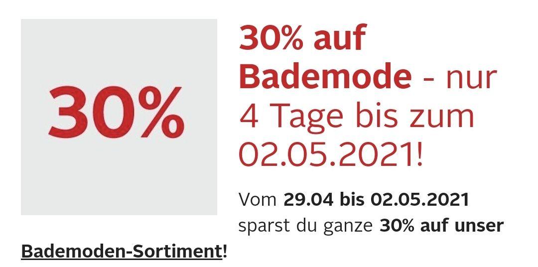 Otto 30% auf Bademode