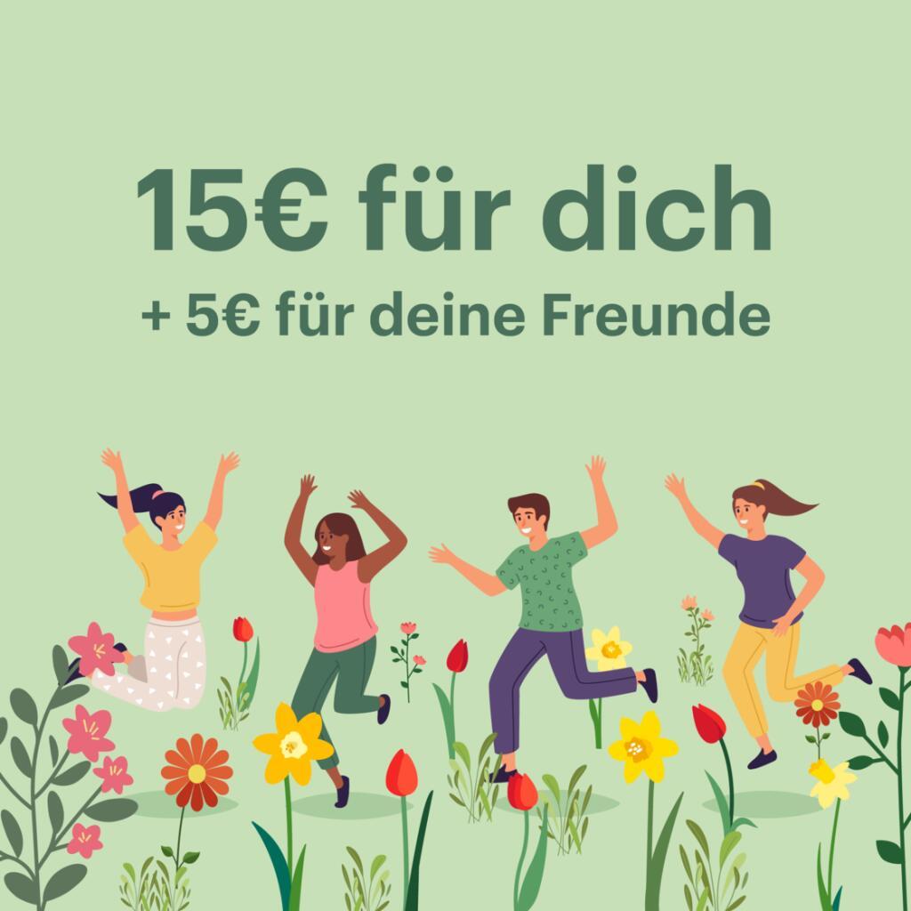 [shoop] 15€ für Freunde werben + 5€ Extra Cashback für deine Freunde KWK