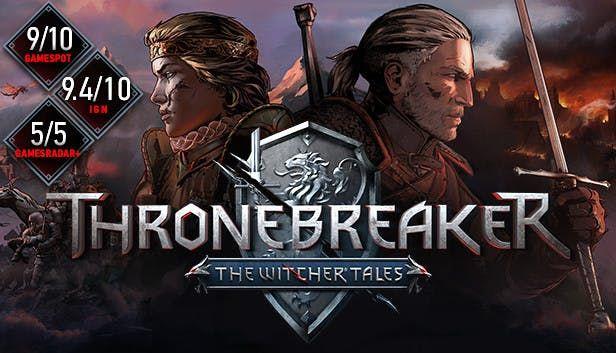 Thronebreaker - The Witcher Tales (GOG) zum Bestpreis im Humble Store