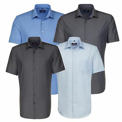 Seidensticker Herrenhemd Herren Business Kurzarm für 19,95€ (statt 30€)