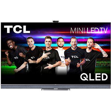 TCL 55C825 Mini-LED QLED *2021 Modell* + TCL 40ES560 FULL-HD TV