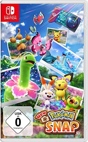 [Amazon.de] New Pokémon Snap [Nintendo Switch] durch Gutschein 41,99€ möglich