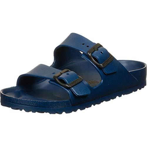 """Birkenstock Arizona Marineblau """"schmal"""" für Damen & Kids in Gr. 36-38, 40/41 für 16,99€ inkl. VK"""