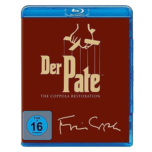 Ein Angebot das man nicht ablehnen kann! Der Pate The Coppola Restoration Blu-ray Trilogie für 13,99€ inkl. Versand