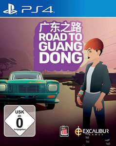Road to Guangdong(PS4) [Otto Up Lieferflat]