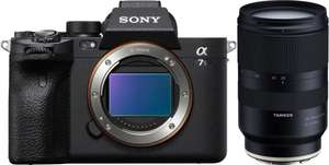 Sony Alpha 7S Mark III inkl. Tamron 28-75mm F2,8 Objektiv