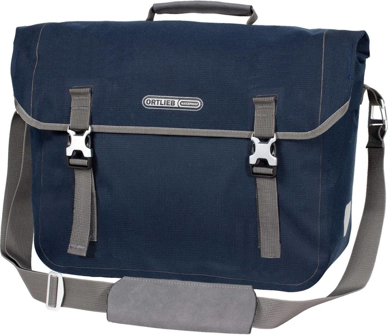 Ortlieb Commuter-Bag Two Urban Fahrradtasche, Laptopfach, Regendicht (IP53), QL3.1