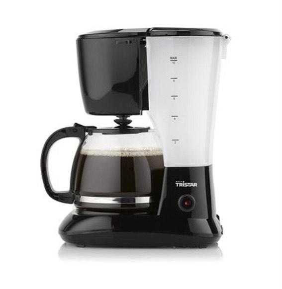 Filterkaffeemaschine TRISTAR (CM-1245) 1,25 l für ca. 12 Tassen