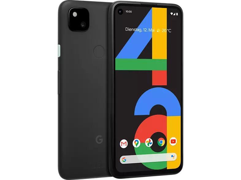 Google Pixel 4a (ohne 5G) für 315€ und mit 5G für 399€ direkt von Google