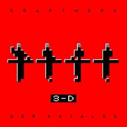 Kraftwerk 3-D Der Katalog - CD Box Set