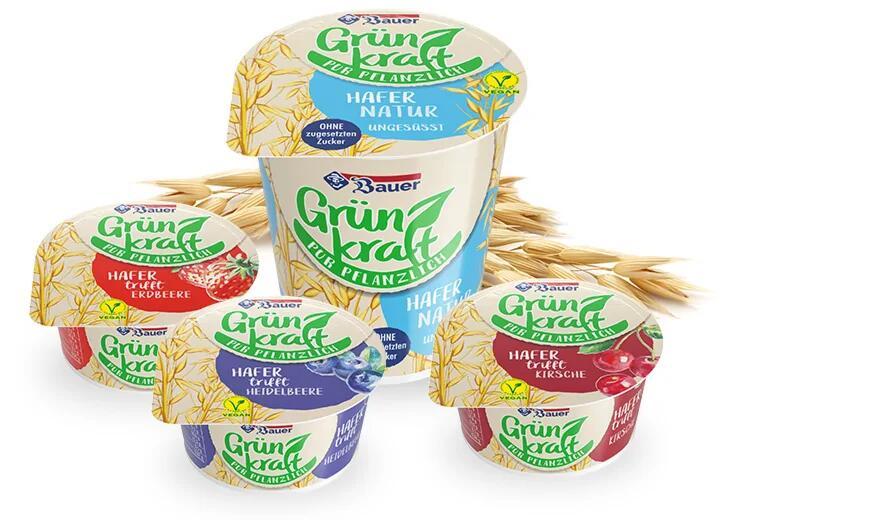 [GzG] 5 GrünKraft Hafer Joghurts gratis testen