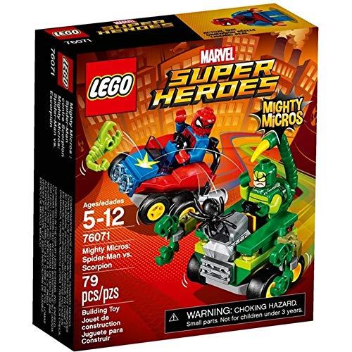 [Amazon-Prime] LEGO Marvel Super Heroes - Mighty Micros: Spider-Man vs. Scorpion (76071)