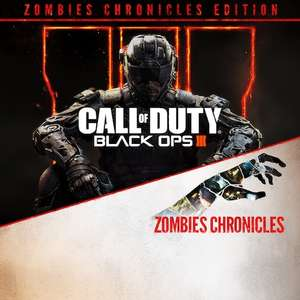 Call of Duty Black Ops 3 inkl. Zombie Chronicles