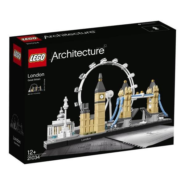[Thalia Kult] LEGO® Architecture 21034 - London + ggf 312 Payback Punkte