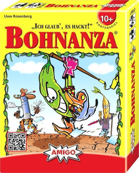 [Thalia KULTCLUB] Gesellschaftsspiel/Kartenspiel/Brettspiel Bohnanza für 5,75€ (3-5 Spieler ab 10 Jahren) und weitere der Bohnanza-Reihe