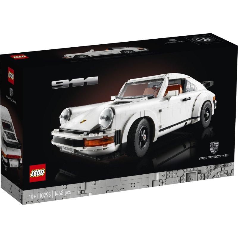 (Lucky Bricks) Lego Creator Expert 10295 Porsche 911