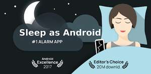 [google play store] Sleep as Android Unlock - Wecker mit Schlafzyklen | 4,7*/5 > 1 Mio Downloads