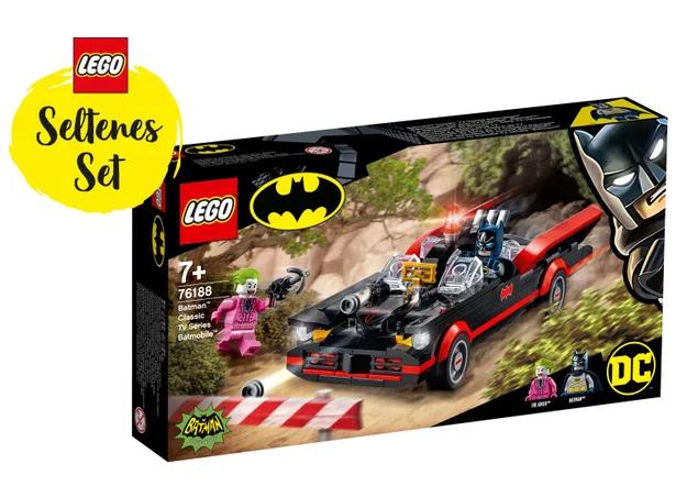 Lego Batman Set 76188
