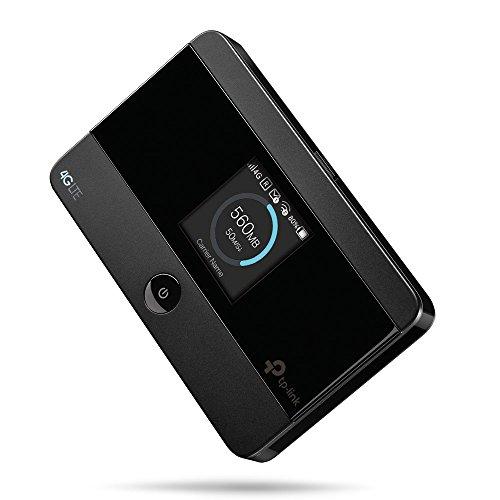 TP-Link M7350 mobiler WLAN Router (4G/LTE bis zu 150Mbit/s Download/ 50Mbit/s Upload)