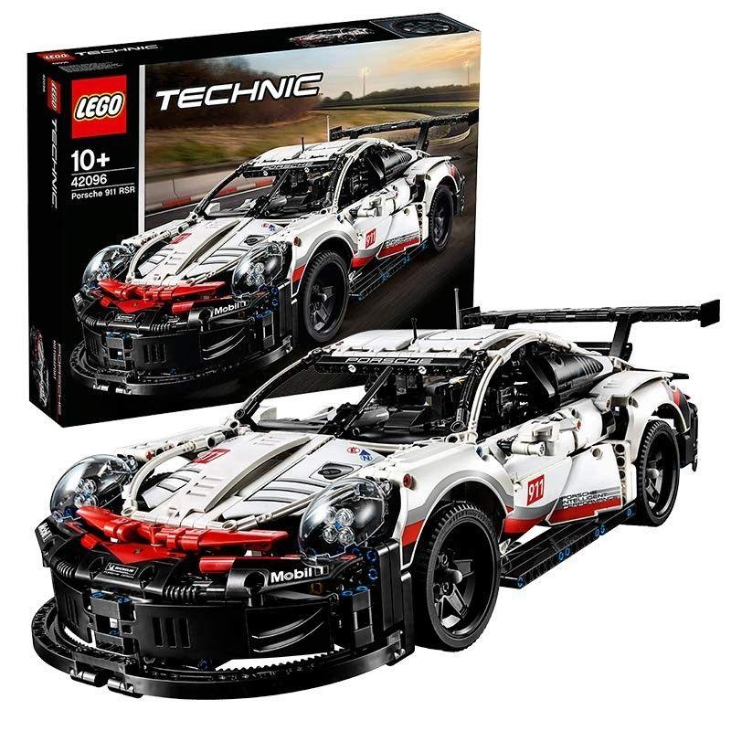 LEGO Technic Porsche 911 RSR 42096 1.580 Teile Konstruktionsspielzeug (Mediamarkt)