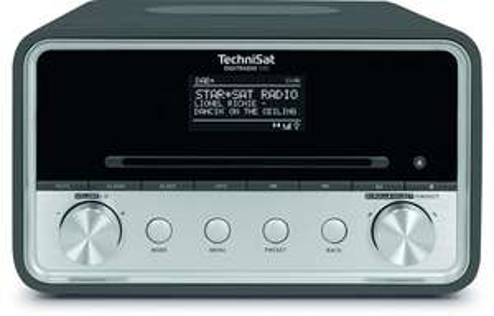 (Expert Lokal /+ Versand) TECHNISAT DIGITRADIO 585, DAB+ Radio (mit CD-Player, Spotify Free, Wireless-Charging, Alexa Sprachsteuerung...)