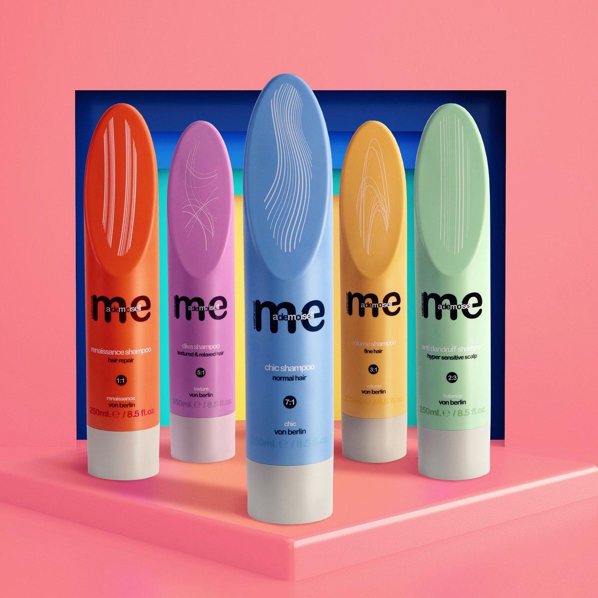 Memademoiselle Haarpflege Sets stark reduziert Shampoo + Conditioner + Haarmaske