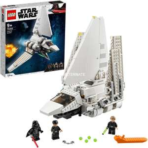 """[Sammeldeal] Alternate """"May the 4th be with you"""" LEGO StarWars 75302, 75257, 75288 ..."""