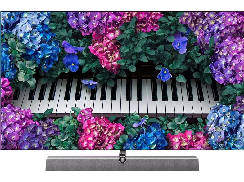 "Philips 55OLED935 - 55"" 4K UHD OLED Smart TV (120Hz, Android TV, 4-seitiges Ambilight, integrierte Bowers & Wilkins Soundbar)"