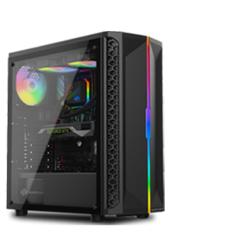 AGANDO agua 3626r5 - Ryzen 5 3600 6x 4.2GHz, 16GB DDR4-RAM PC-3200, Nvidia GeForce RTX2060 6144MB, 500GB M.2 SSD NVME, Win 10 Pro