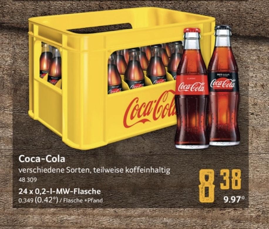 [selgros] Coca-Cola 24x0,2l