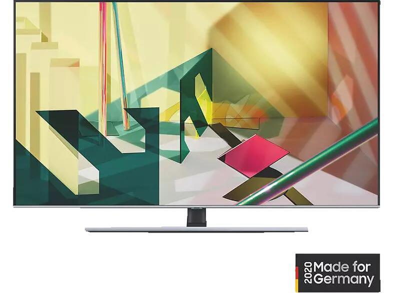[Saturn] SAMSUNG GQ75Q77T QLED TV (Flat, 75 Zoll / 189 cm, UHD 4K, SMART TV)