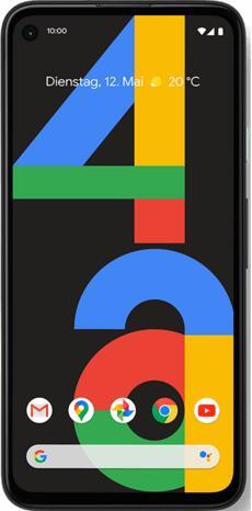 Google Pixel 4a im Debitel Vodafone (5GB LTE, Allnet) mtl. 12,99€ einm. 9€