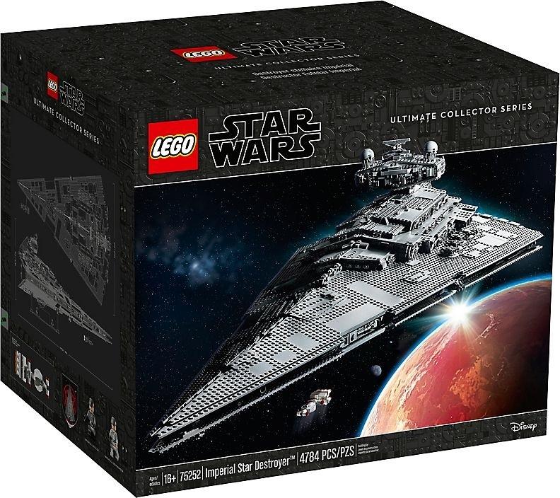 LEGO 75252 Imperial Star Destroyer oder andere STAR WARS LEGO-Sets 20% günstiger