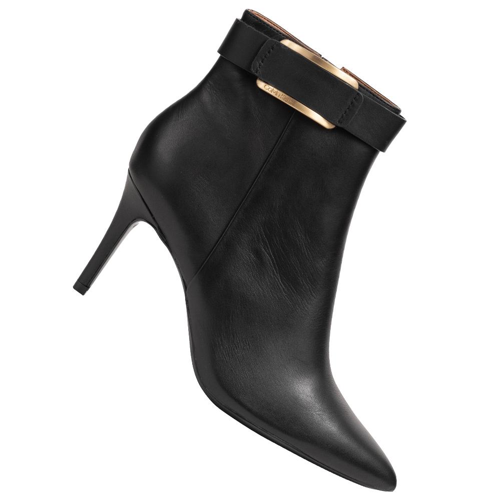 [SportSpar] Calvin Klein Damen Schuh-Sale, z.B. Gitar Damen Stiefeletten E7477 für 69,99€ (Gr. 35-41) oder Princess Patent Pumps für 44,95€