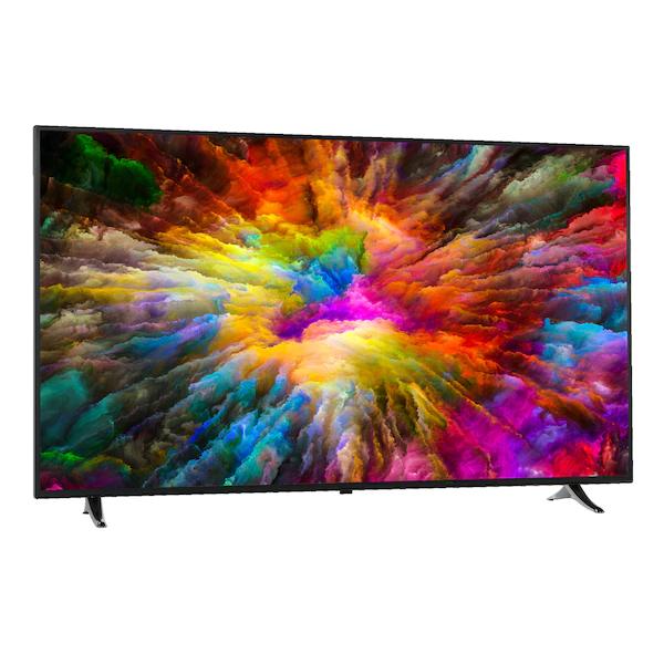 [Medion] MEDION® LIFE® X16506 Smart-TV 163,8 cm (65'') Ultra HD, HD Triple Tuner, HDR, DTS-Sound, WLAN, Netflix