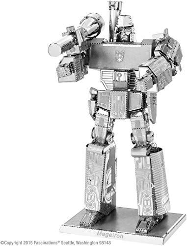 Fascinations Metal Earth: Transformers Megatron (Amazon)