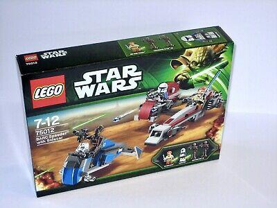 Lego Star Wars 75012 BARC SPEEDER with Sidecar NEU & OVP