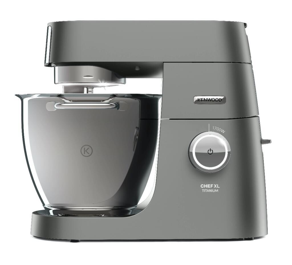 (für Metro-Kunden) Kenwood Küchenmaschine KVL 8320.S CHEF XL Titanium