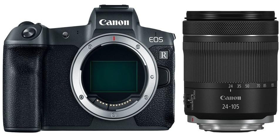 Canon EOS R Gehäuse + RF 24-105mm f/4-7.1 IS STM